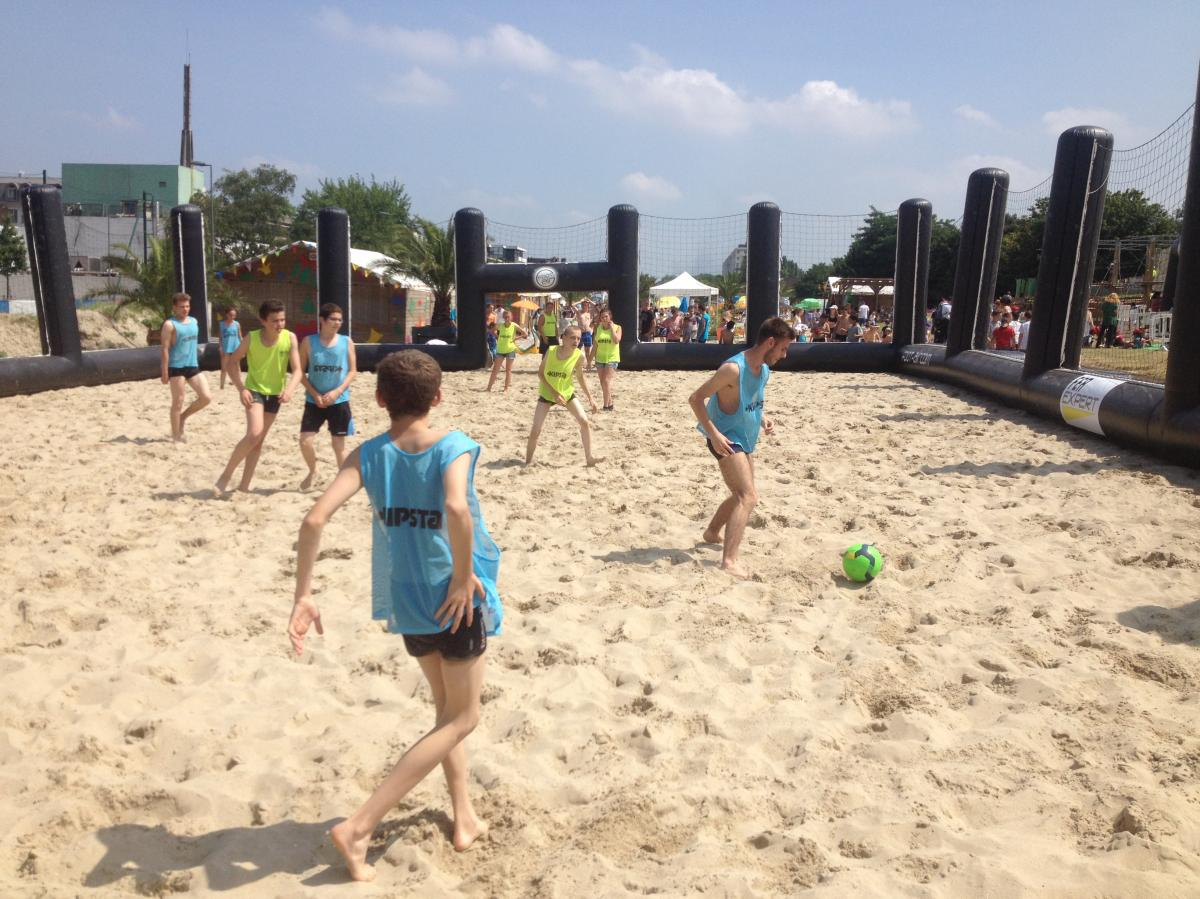 Foot air Lille Plage